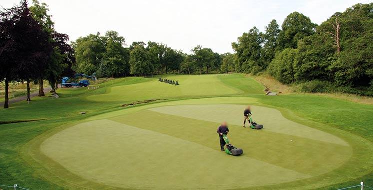Métiers du golf : Une formation pour des greenkeepers  plus qualifiés