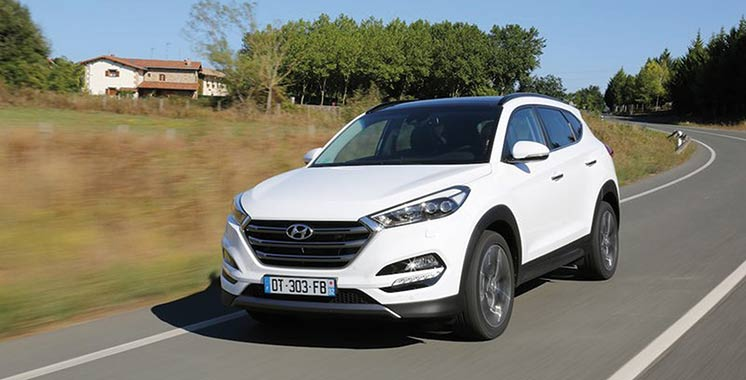 hyundai le nouveau tucson r ussit son crash test aujourd 39 hui le maroc. Black Bedroom Furniture Sets. Home Design Ideas