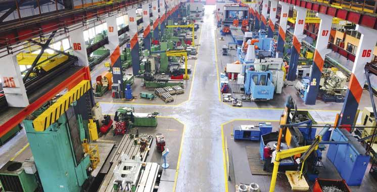 Industrie manufacturière : La hausse  de production attendue au 4ème trimestre