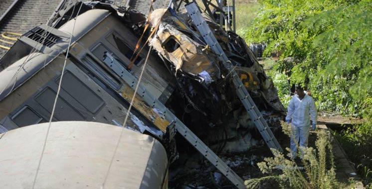 Espagne : quatre morts et une cinquantaine de blessés dans le déraillement d'un train