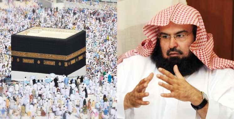 L'imam en chef du Masjid al-Haram à La Mecque prie pour le Maroc: Le message fort de Abderrahmane Soudaiss