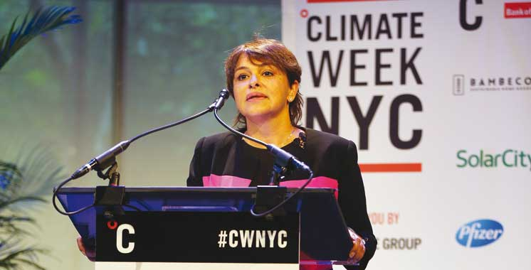 Climate Week  de New York : El Haité appelle le monde à «passer  à l'action»