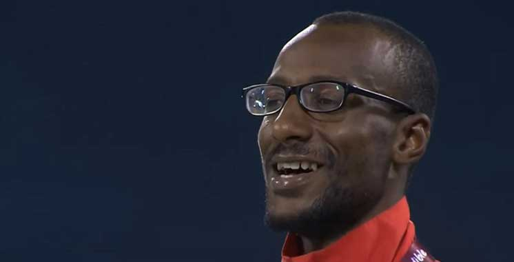 Jeux Paralympiques: Record du monde et médaille d'or pour Mohamed Amgoun