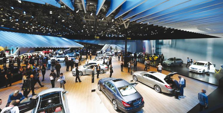 Mondial de l automobile un salon qui carbure l for Salon de l innovation