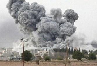 Syrie: 29 civils tués dans des frappes aériennes de la coalition internationale à Raqa