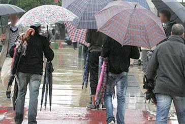 Météo : Pluies et chutes de neiges dans plusieurs régions du Royaume
