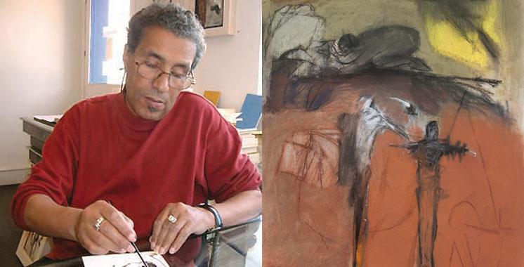 Présentation du catalogue raisonné de Mohamed Kacimi à Rabat