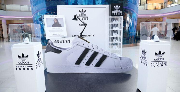 Deux nouveaux magasins Adidas au Morocco Mall et au centre Socco Alto