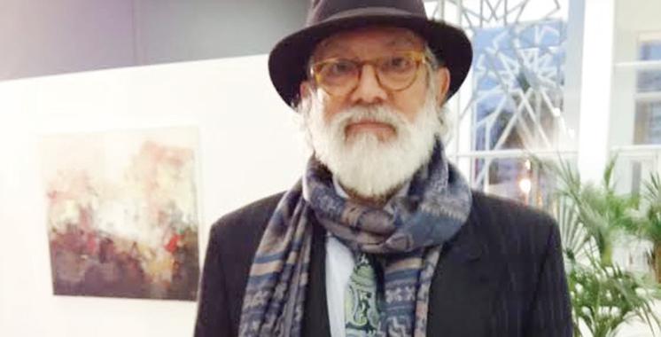 Ahmed Ben Yessef: «Cette exposition collective est la meilleure occasion de fêter l'art»