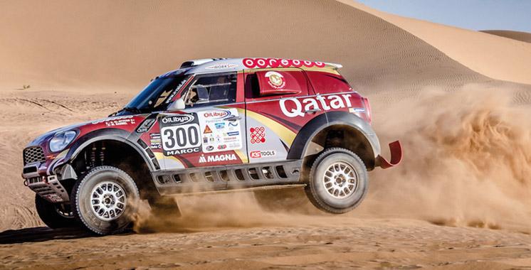 Rallye Oilibya du Maroc: Et de trois pour Al Attiyah