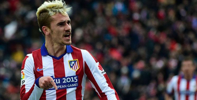 Football : l'Atletico Madrid saisit la Fifa pour «contacts répétés» entre FC Barcelone et Griezmann