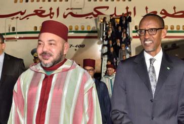 Diplomatie royale:  Cap sur l'Afrique de l'Est en 2016