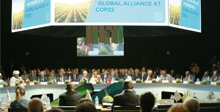 Adaptation de l'agriculture africaine (AAA) aux changements climatiques: Pourquoi faut-il sauver l'Afrique ?