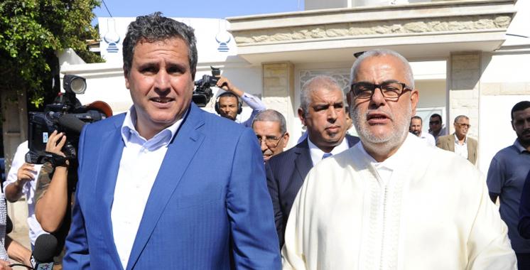 Akhannouch : Un premier round positif  avec le chef de gouvernement