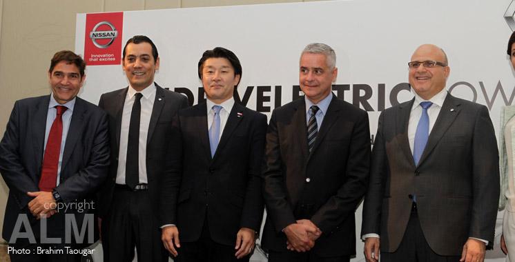 Partenaire officiel de la COP22: L'Alliance Renault-Nissan réitère son soutien