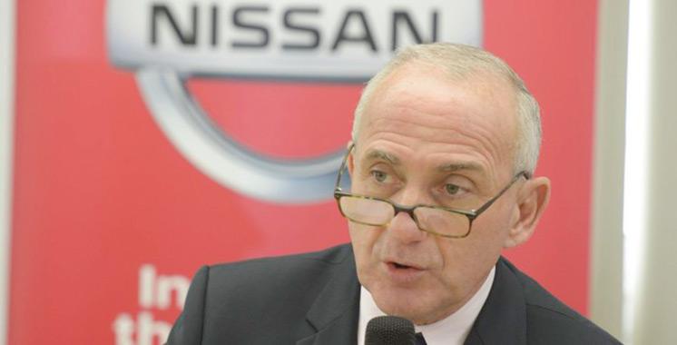 Christian Mardrus: «Le Maroc serait le premier pays africain à recevoir la Nissan Micra»