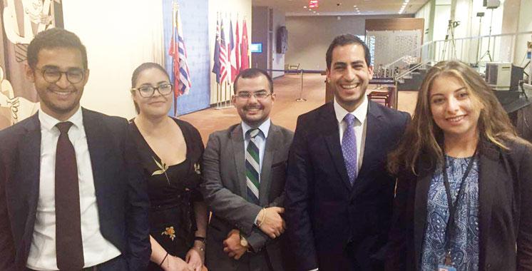Réunis à New York: Cinq jeunes Marocains cogitent sur la COP22