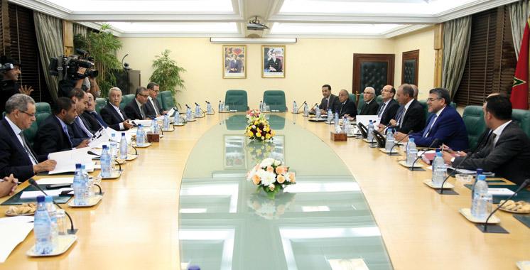 commission-gouvernementale-elections-maroc