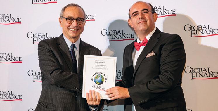 Attijariwafa bank triplement primée par le «Global finance magazine»