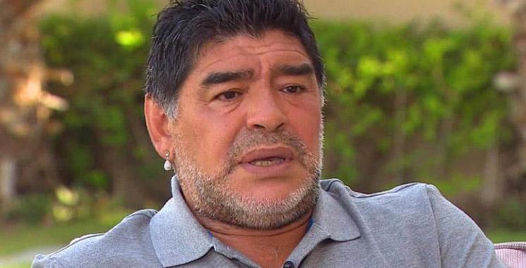 Maradona en faveur d'une Coupe du monde à 48 équipes