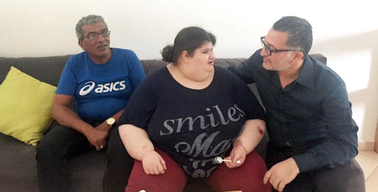 Aya ouvre la voie à des milliers  d'enfants obèses