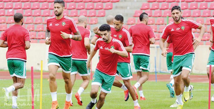 Tirage de la CAN 2017 : le Maroc avec la Côte d'Ivoire, le RDC et le Togo