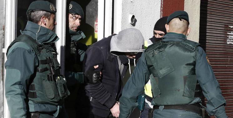 Espagne : deux Marocains arrêtés pour apologie du terrorisme sur Internet