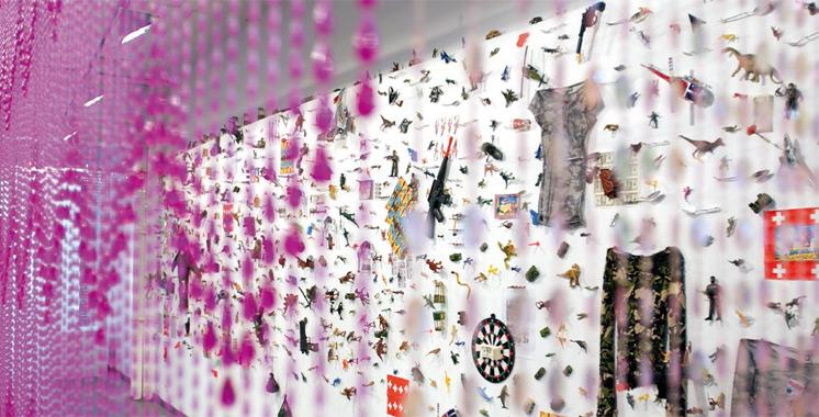 Exposition au Musée d'art contemporain de Rabat: Voyage dans l'univers créatif  de Faouzi Laatiris