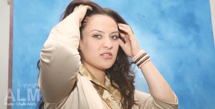Fatima Ezzahra Bennacer: «Je rêve d'interpréter le rôle de chikha»