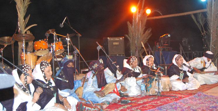 Le festival «Taragalte» du 28 au 30 octobre à M'hamid El Ghizlane