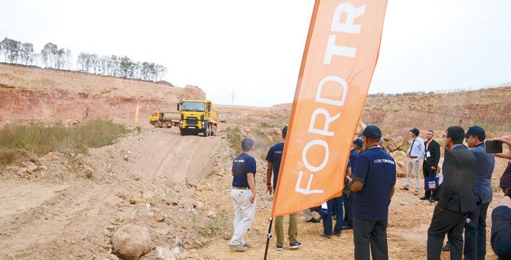 Ford Trucks: La nouvelle gamme arrive au Maroc en force