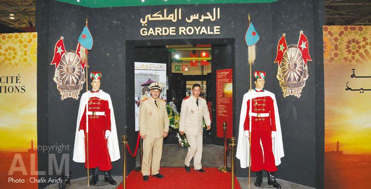 garge-royale-salon-du-cheval-d-el-jadida