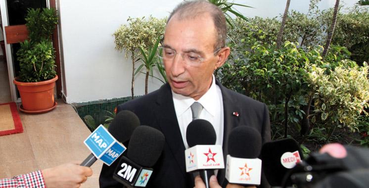 Cop22 : Hassad appelle les habitants de Marrakech à présenter une image positive de leur ville