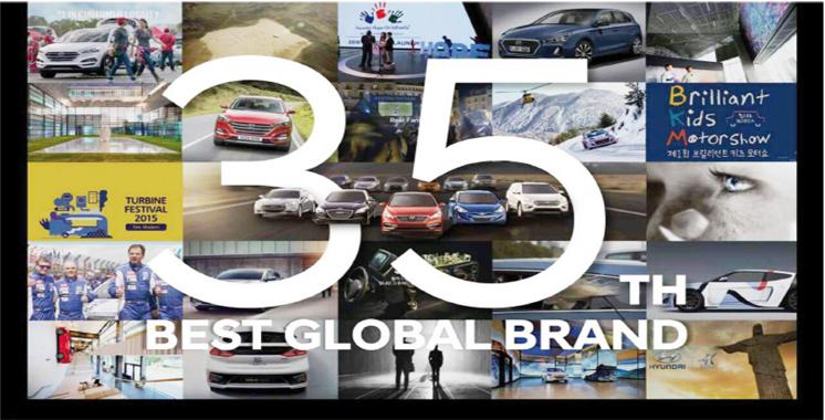 Hyundai Motor: La marque en continuelle progression