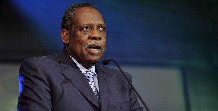 Issa Hayatou: Le développement du football en Afrique sera au cœur des entretiens avec la FRMF