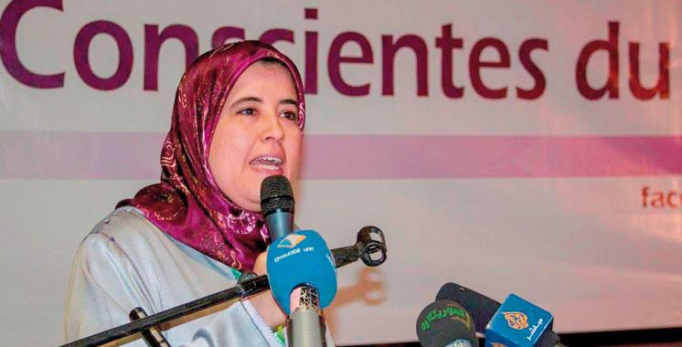 De Fès, Jamila El Moussali mobilise l'université pour le climat