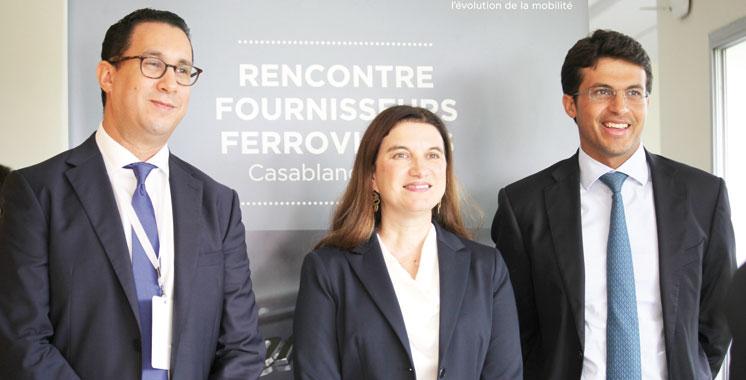Bombardier vise la création d'un cluster industriel ferroviaire pour renforcer l'export vers l'Afrique