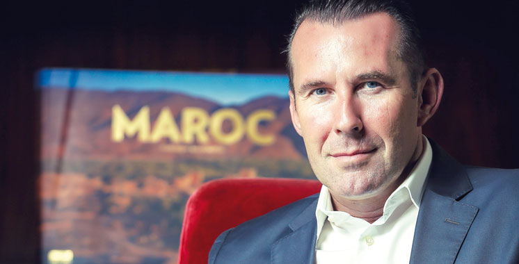 Royal Palm Beachcomber Luxury Marrakech: Loïc Launay, nouveau manager