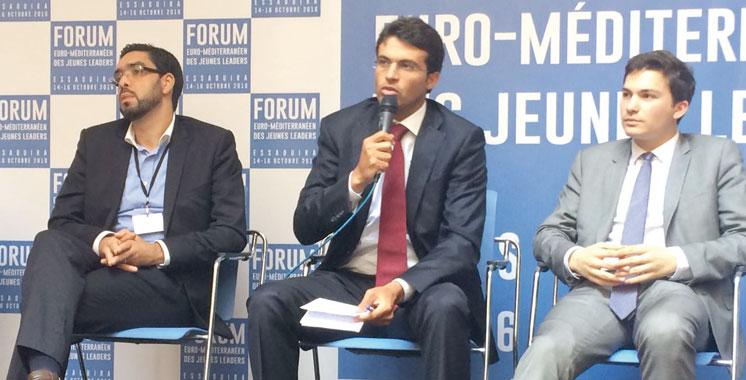 Forum euro-méditerranéen des jeunes leaders: Lutte contre la radicalisation et promotion de la société numérique