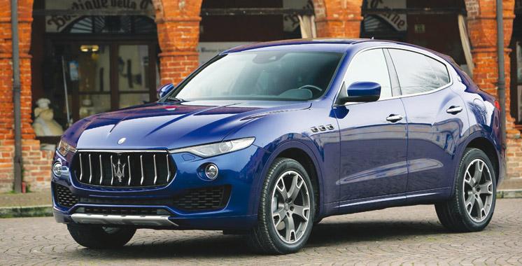 Maserati Levante: Une italienne intrépide