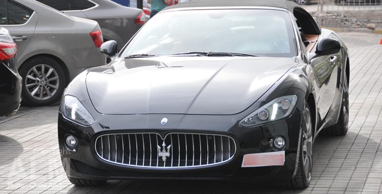 Service après-vente: Maserati Maroc vole la vedette dans la région MEIA