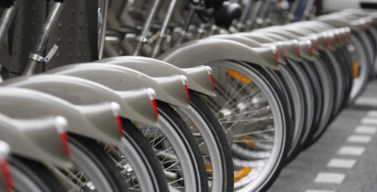 Cop22: 300 vélos libre-service à Marrakech