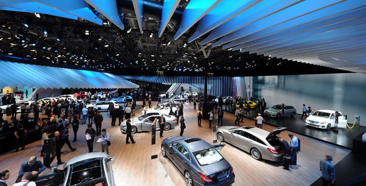 Mondial automobile de Paris: Comme si vous y étiez !