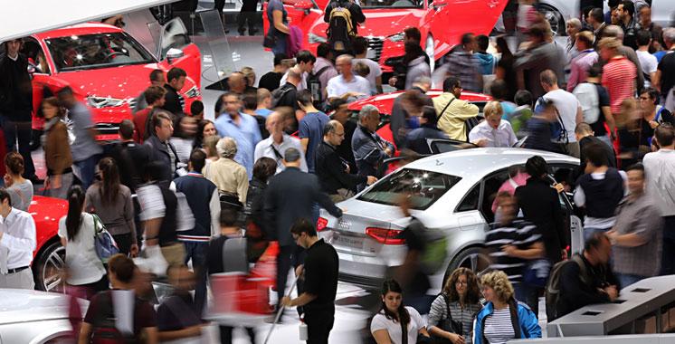 Clôture du Mondial de l'automobile Paris: Un succès malgré tout