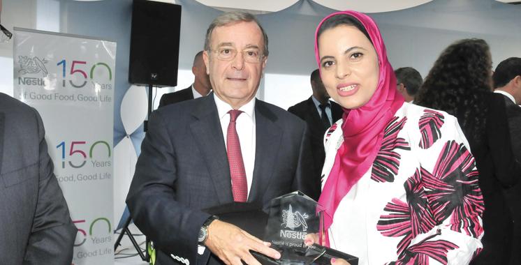 Programme «Education non formelle»: Nestlé Maroc célèbre le parcours de deux bénéficiaires