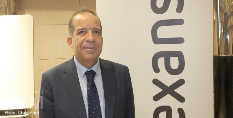 Noureddine Aouda, directeur marketing et ventes infrastructures de Nixans