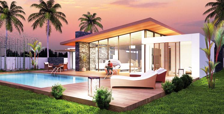 Immobilier: Omnidior présente son nouveau projet «Bluemoon»
