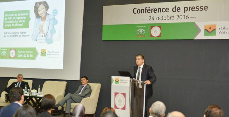 Partenariat: Wafa Assurance et Toyota du Maroc pour une conduite plus écologique