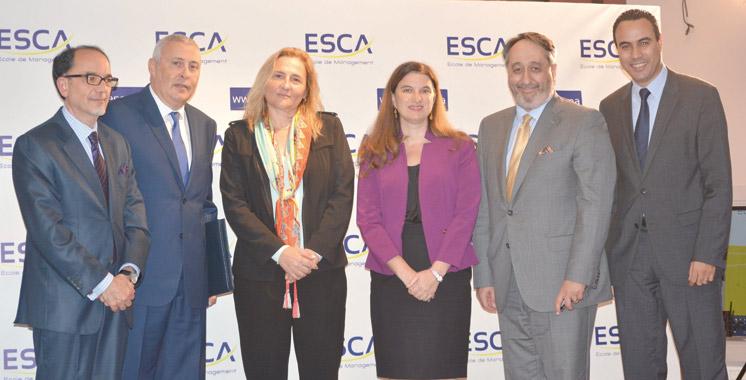 Partenariat: ESCA et HEC Montréal signent un accord de coopération