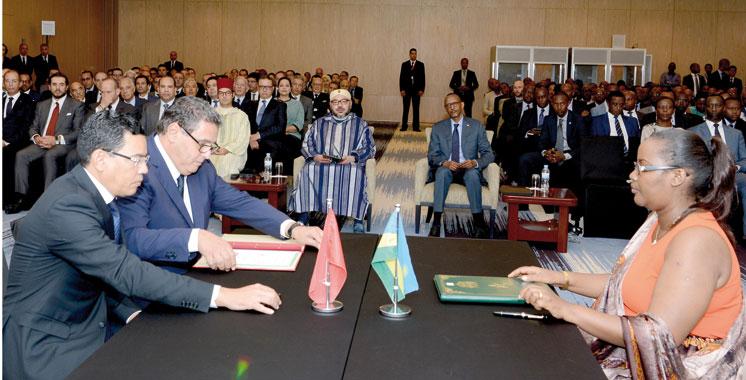 Maroc-Rwanda : Vers un partenariat stratégique
